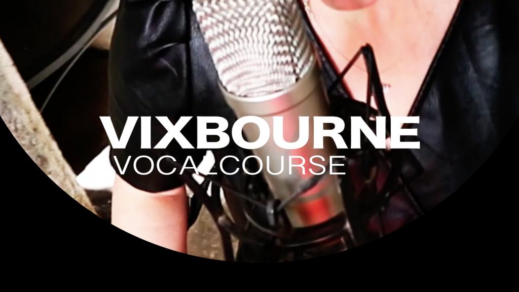 Vix Bourne Vocal Course
